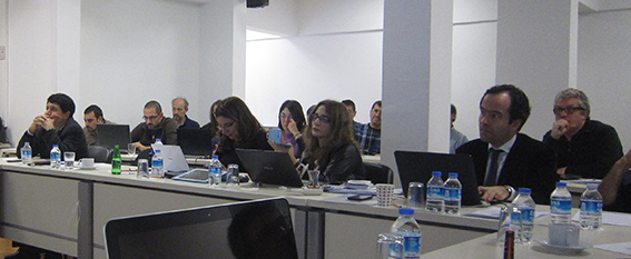 During this two days meeting, 11 presentations were held